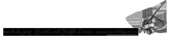 Merit de Jong Kunst und Grafik-Design